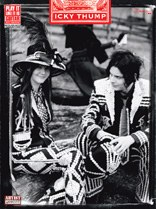 White Stripes, The Icky thump (TAB)