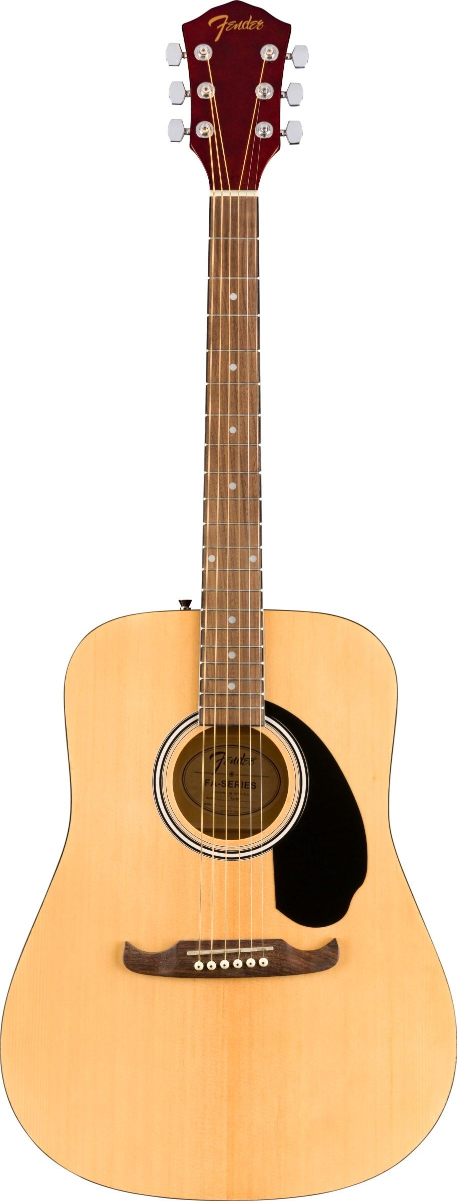 Fender FA-125 Dreadnought - Natural