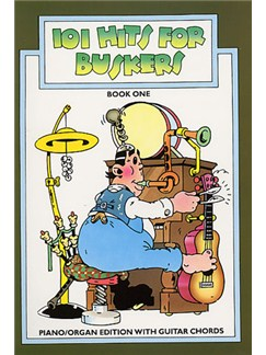 101 Hits for Buskers Book 1 comb-bound