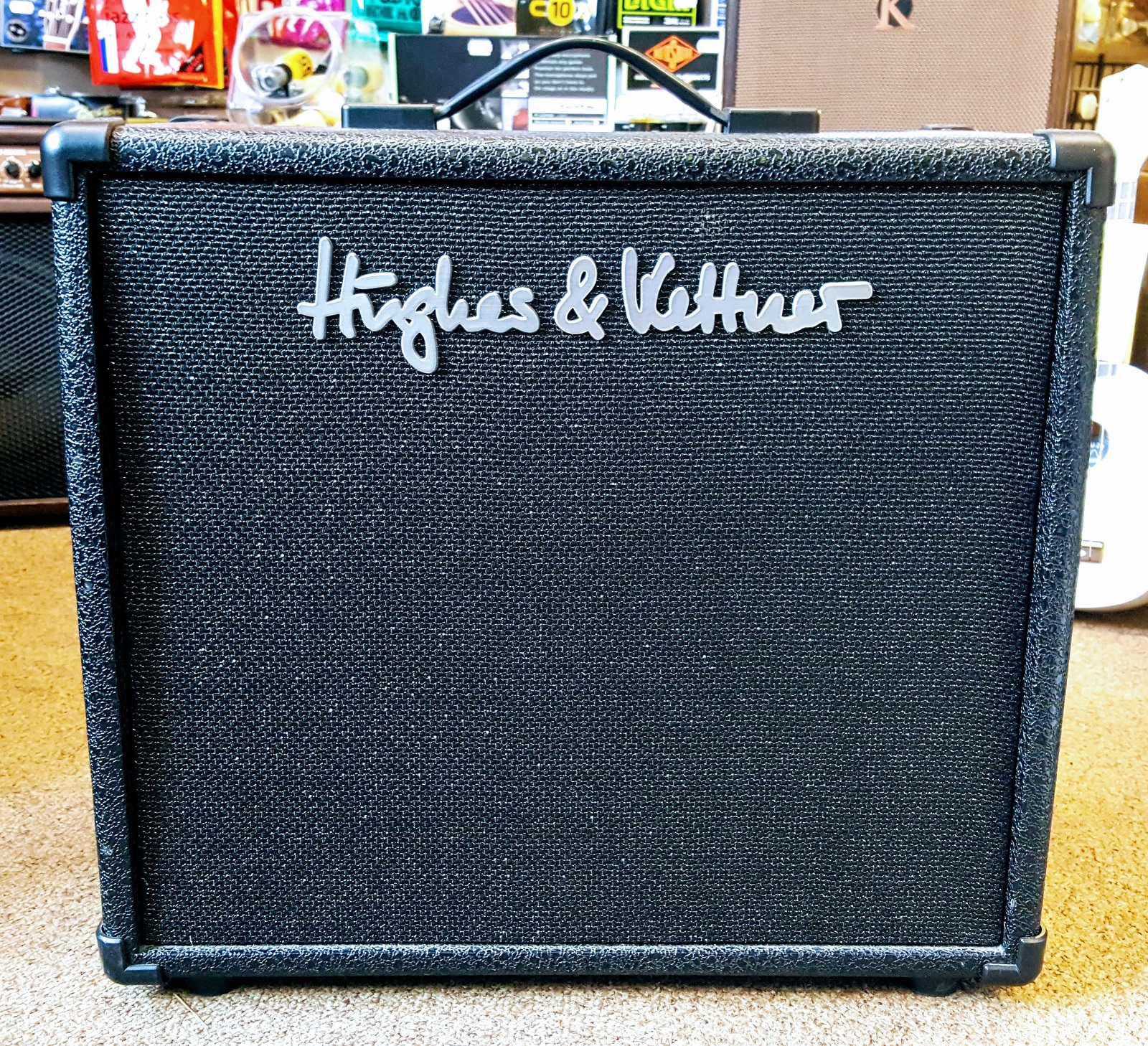 Hughes and Kettner Edition Blue 60R - Pre-Owned