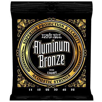 Ernie Ball Aluminum Bronze Light 2568