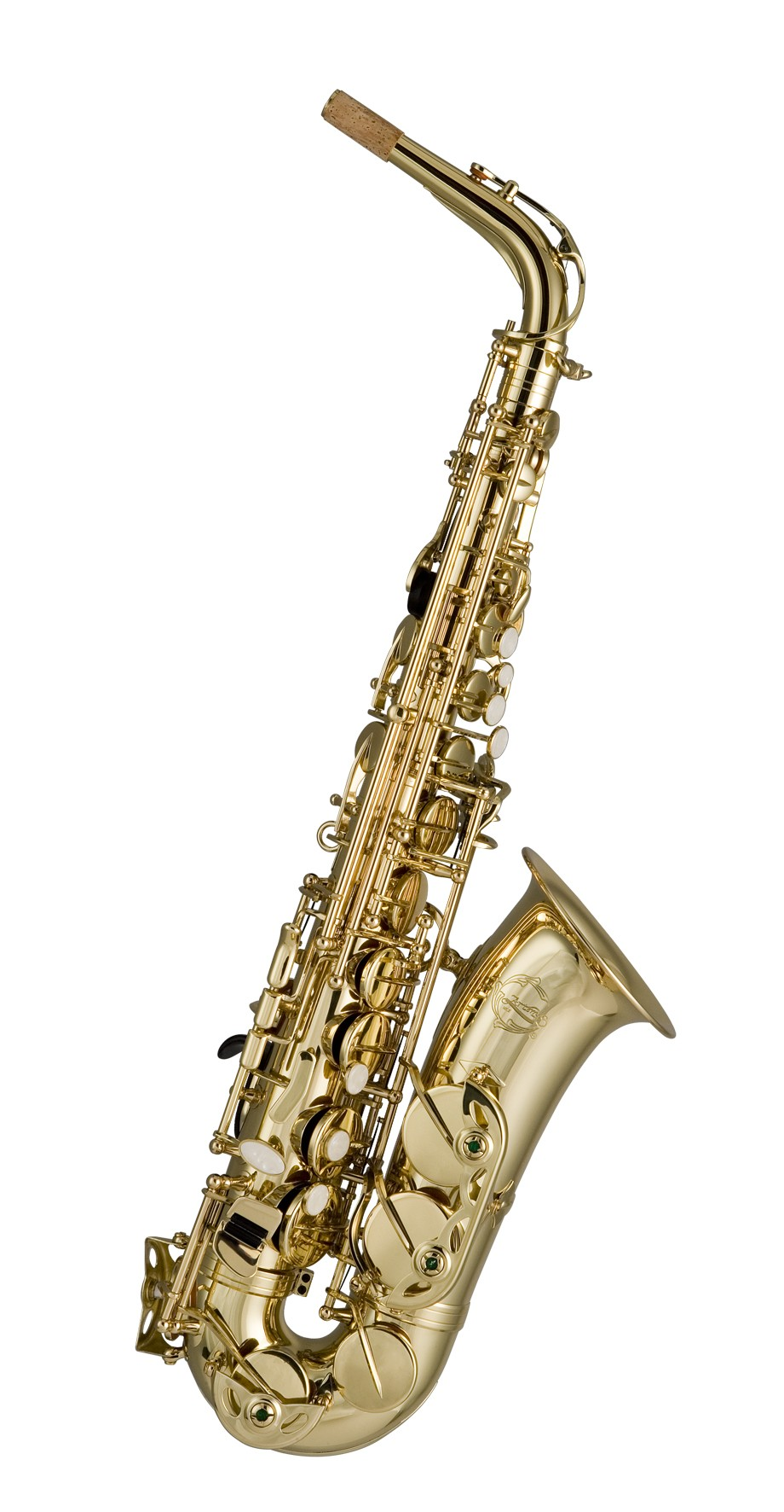 Artemis Alto Saxophone Model 3757A1 Gold lacquer outfit.To Rent or Buy