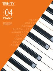 Trinity Piano Exam 2018-2020 Grade 4 Book