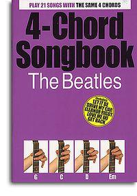 4-chord Songbook - the Beatles Lyrics & chords