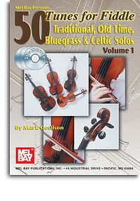 50 Tunes for Fiddle 1