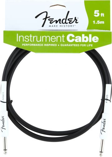 Fender Instrument Cable 5ft/1.5M