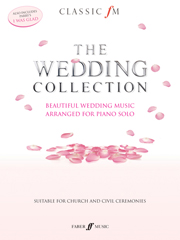 Classic fm Wedding collection piano