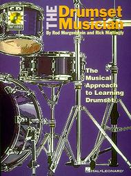 Drumset Musician Book and Cd
