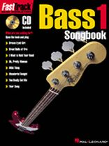 FastTrack Bass 1 Songbook 1 bcd