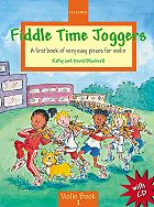 Fiddle Time Joggers Book and CD
