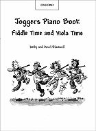 Fiddle Time Joggers Piano Accomp
