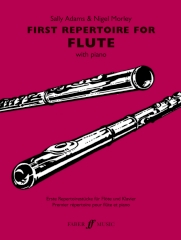 First Repertoire for Flute Adams & Morley