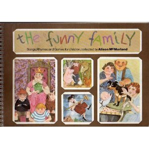 Funny Family Songs rhymes and games McMorland