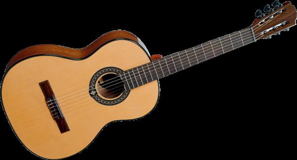 Lag Occitania OC66 Classical guitar