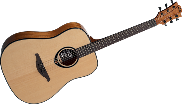 Lag Tramontane T66D Dreadnought - Natural