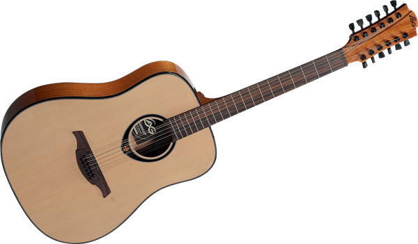 Lag Tramontane T66D-12 Dreadnought - 12 String