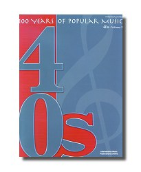 100 years of popular music-The 1940s vol. 2