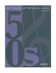 100 years of popular music - The 1950s vol 1