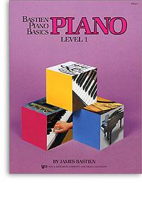 Bastien Piano Basics - Piano Level 1
