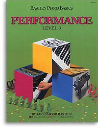 Bastien Piano Basics - Performance Level 3