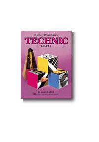 Bastien Piano Basics -  Technic Level 1