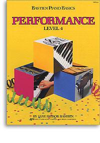 Bastien Piano Basics - Performance Level 4
