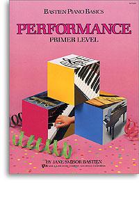 Bastien Piano Basics - Performance Primer Level