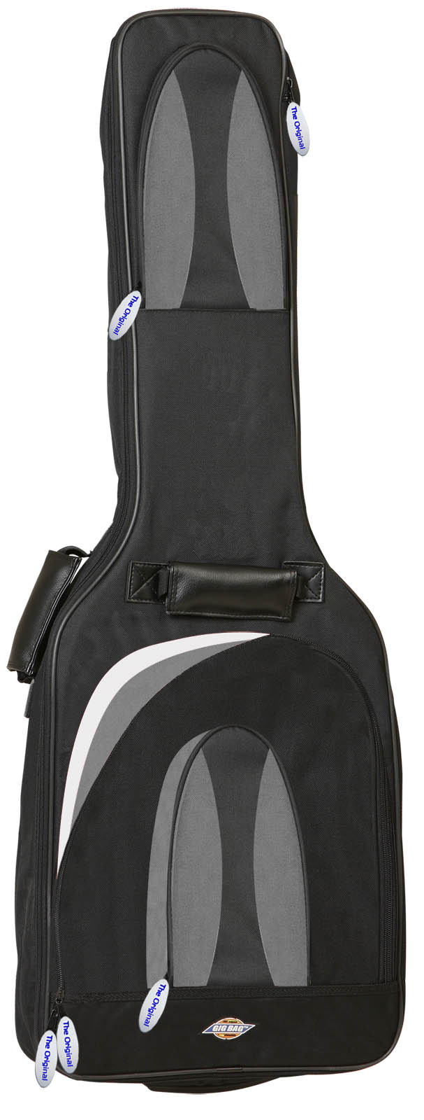 The Original Gig Bag Company - White Airline Series - 10mm Padded