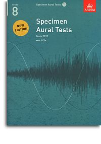 AB Specimen Aural Tests G8 2011 BCD