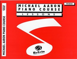 Aaron Piano course Lessons primer