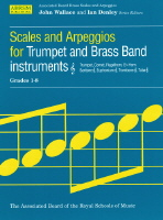 AB Scales and Arpeggios Trumpet and Brass Band instr TG