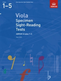 AB Viola specimen sight-reading tests gr1-5 2012
