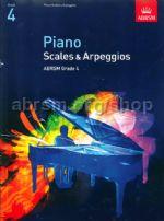 AB Piano Scales and Arpeggios new 2009 grade 4