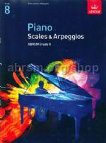 AB Piano Scales and Arpeggios new 2009 grade 8