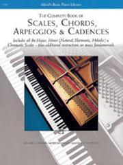 Complete book of Scales, Chords, Arpeggios & Cadences - Piano (ABPL)