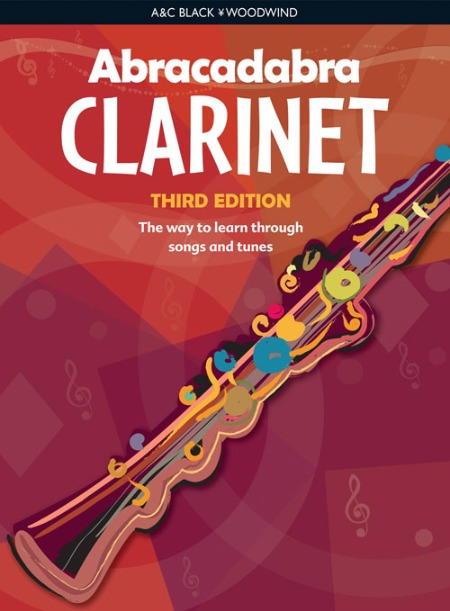 Abracadabra Clarinet book only