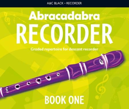 Abracadabra Recorder book 1 Roger Bush (new cover)