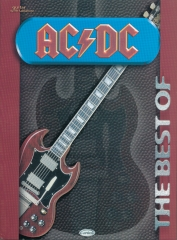 AC/DC The Best of for Guitar Tablature and Vocals