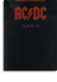AC/DC Plug me in - Guitar Tablature