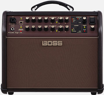 Boss Acoustic Singer Live - 60 Watt Acoustic Amp with Looper and Vocal Harmony