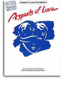 Aspects of Love Vocal Selections PVG Revised 2nd edition
