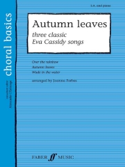Autumn leaves Eva Cassidy SA (Choral Basics)