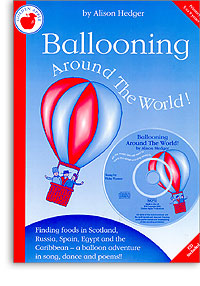 Ballooning Around The World Alison Hedger BCD