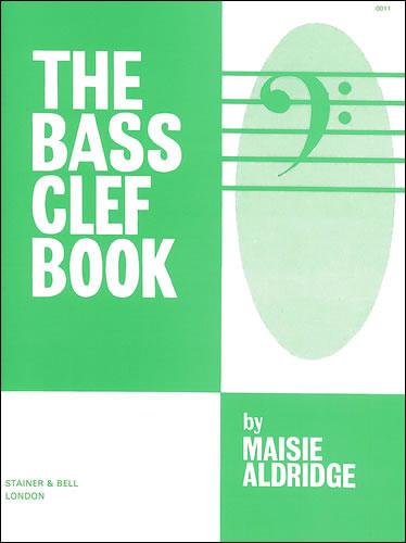 Bass Clef Book by Maisie Aldridge