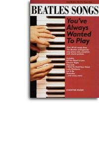Beatles Songs Always Wanted to Play