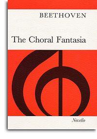 Beethoven Choral Fantasia (German/English) Vocal Score