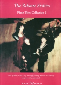 Bekova Sisters Piano Trios Collection 1