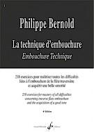 Bernold, Philippe - La Technique d'Embouchure for flute