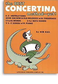 Best Concertina Method Yet Kail
