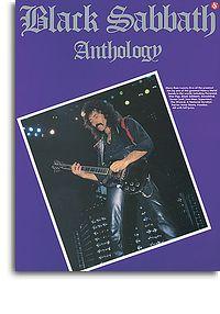 Black Sabbath Anthology Guitar Tablature